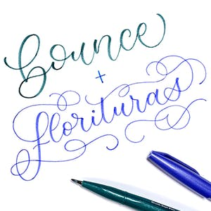 Bounce + florituras