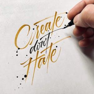 Create don't hate – Aprende a componer con estilo