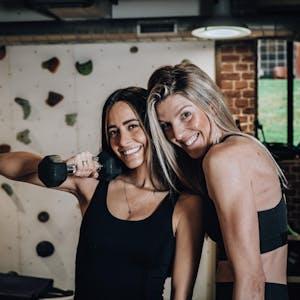Top Workout with María F. Rubíes & Crys Dyaz