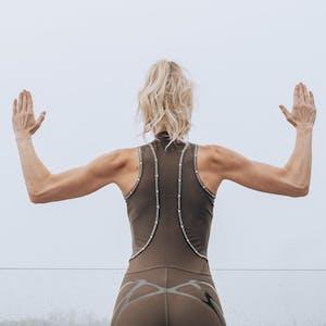 Espalda fuerte y sana