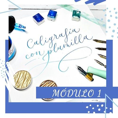 Caligrafía con plumilla (1)