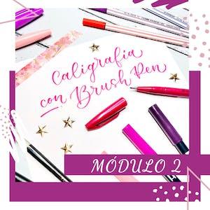 Caligrafía con brush pen (2)
